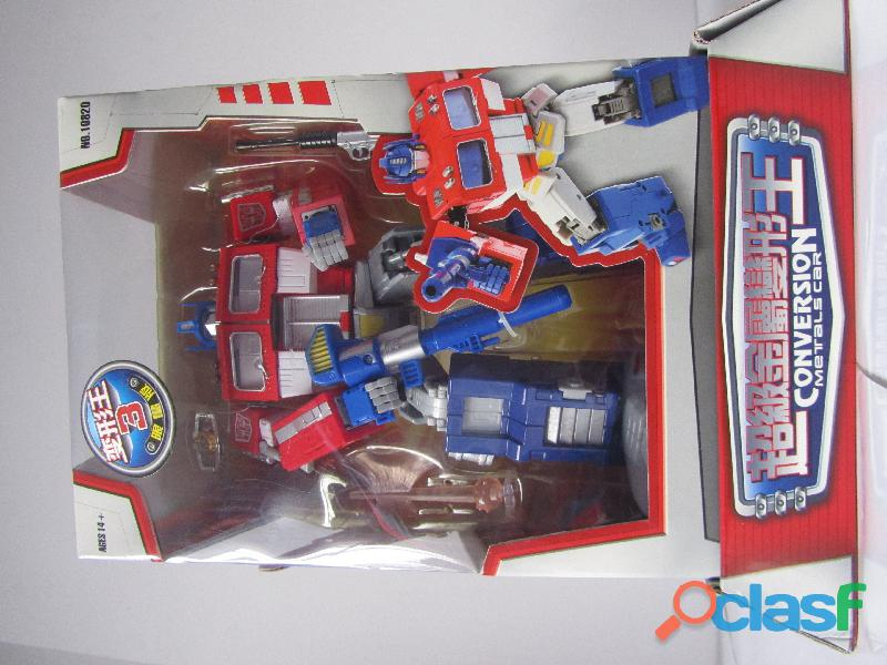 Transformers optimus prime mp01 ko