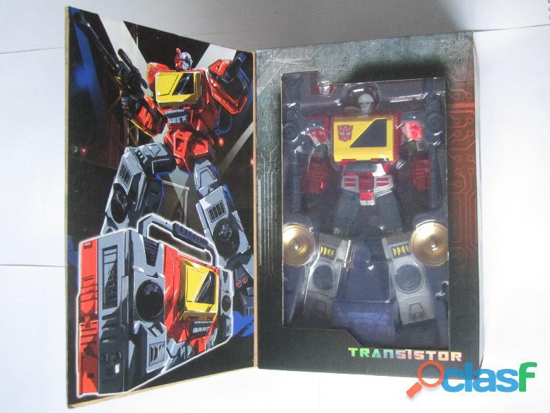 Transformers blaster