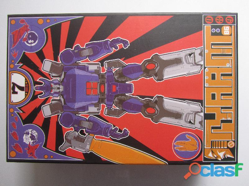 Transformers galvatron (megatron)