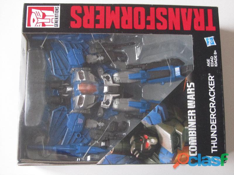 Transformers thundercracker