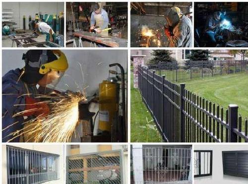 Carpintería Metálica Soldador Fierro, Acero, Aluminio En