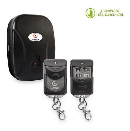 Garen Perú - Kit Receptor +control Remoto Puerta D