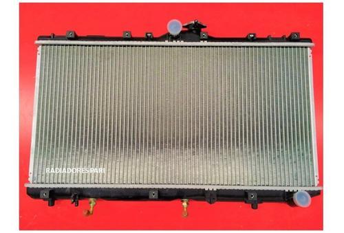 Radiador de toyota corolla petrolero motor 2c automático