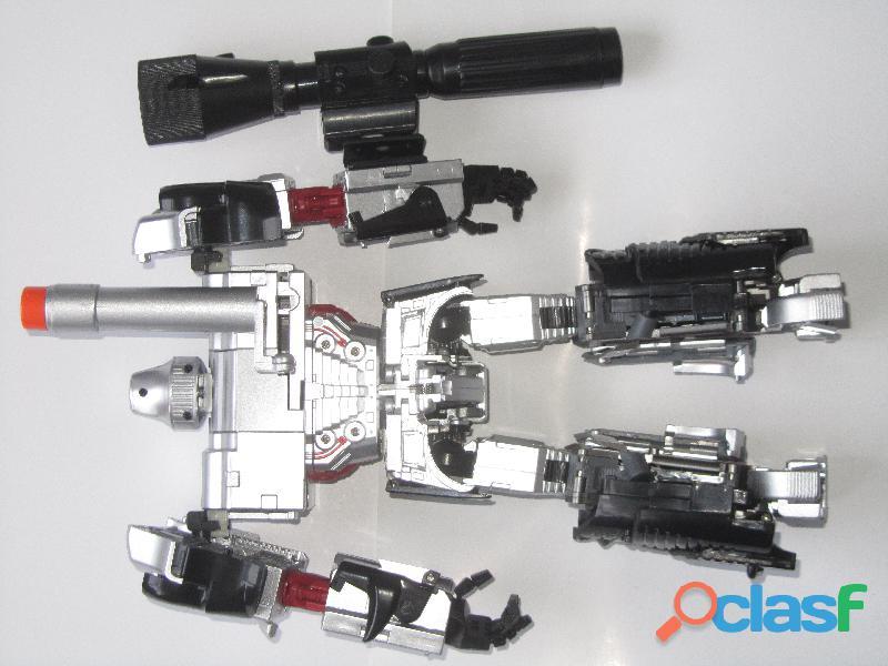 Transformers MEGATRON APOLLYON X TRANSBOTS 4