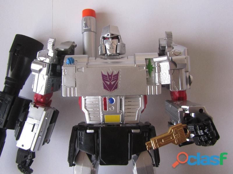 Transformers MEGATRON APOLLYON X TRANSBOTS 8