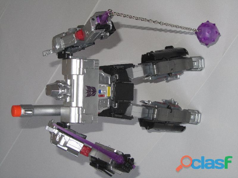 Transformers MEGATRON APOLLYON X TRANSBOTS 9