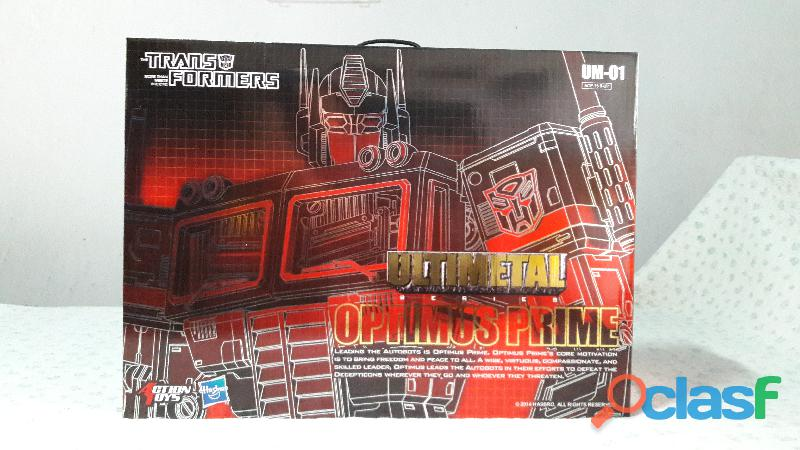 Transformers optimus prime um 01 ultimetal