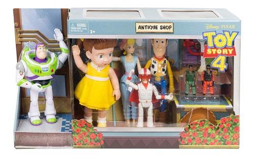 Toy story 4 disney pixar pack figuras básicas originales