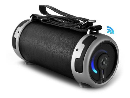 Altavoz portátil pyle, boombox, bluetooth, batería recarg