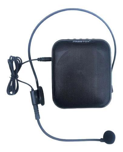 Amplificador de voz bluetooth, karaoke. recargable freevox