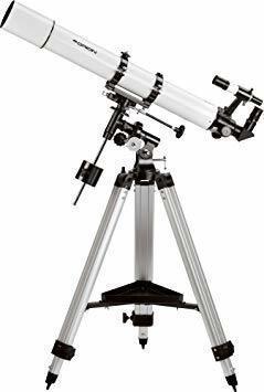 Telescopio refractor ecuatorial orion 9024astroview