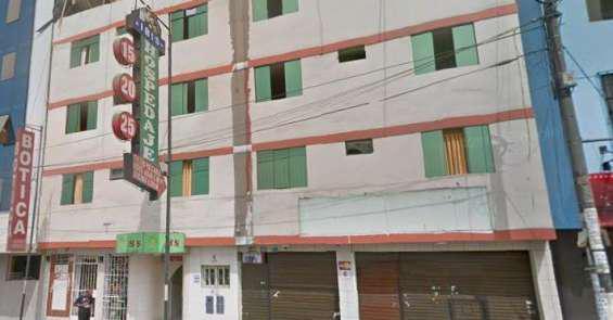 Alquiler de local comercial en los olivos (1er. piso) en