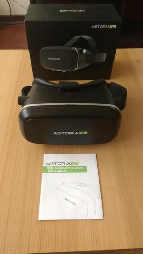 Gafas realidad virtual astoria vr smarphone