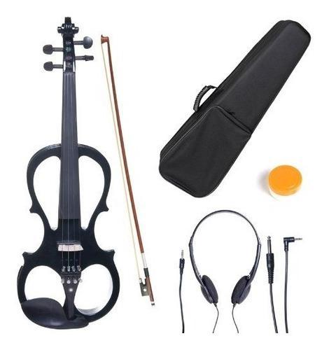 Cecilio violín eléctrico cecilio cevn, violín silencioso