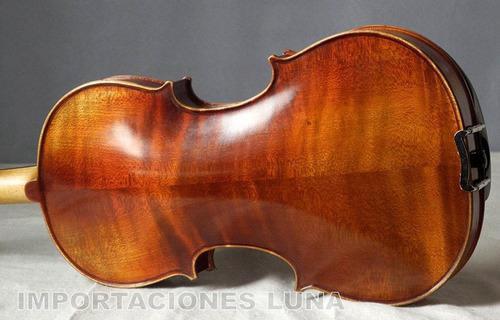 Violin profesional hecho a mano en republica checa