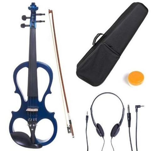 Violín eléctrico cecilio cevn, violín silencioso, estilo