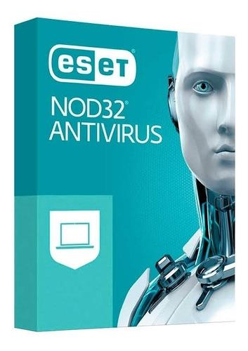 Antivirus eset nod 32 licencia 2pc 1 año 2021