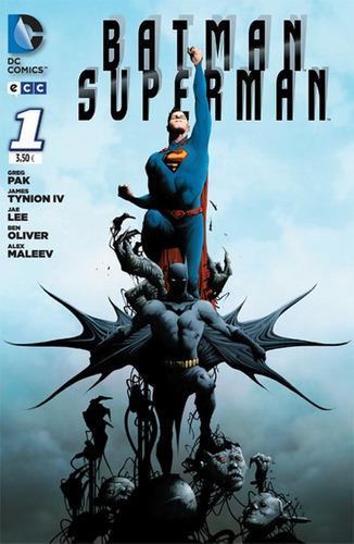 Batman/superman 01 (ecc comics)