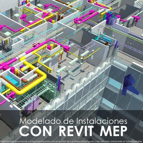 Curso virtual revit mep instalaciones de edificaciones
