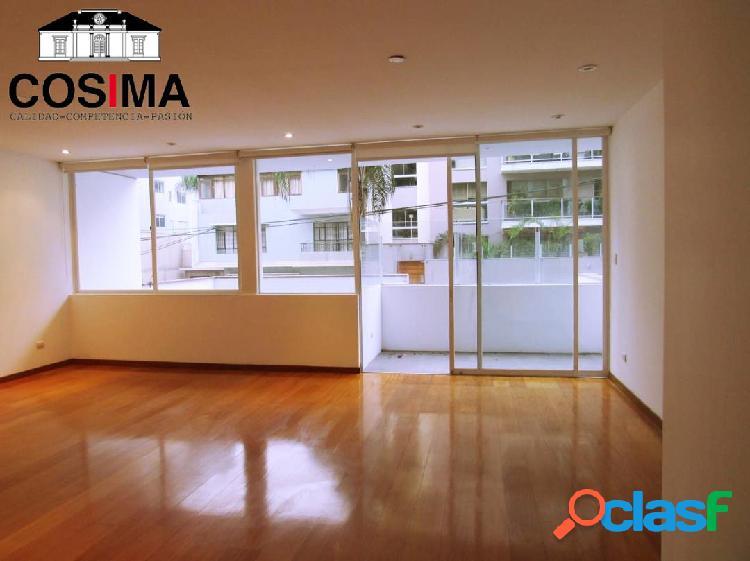 1er piso, flat 296 m² a media cuadra del malecon paul harris, miraflores