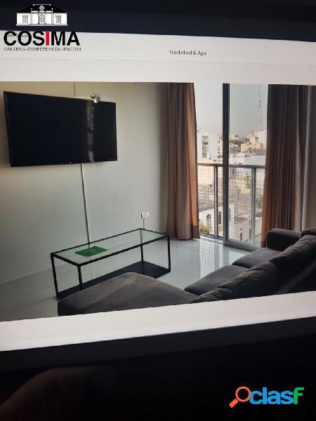 Alquiler de apartamento estreno & amoblado en lince