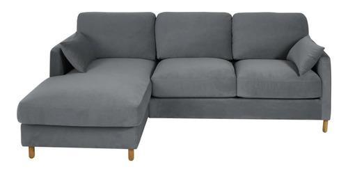 Sofa cama seccional juego de sala oficina colchon 2 plazas