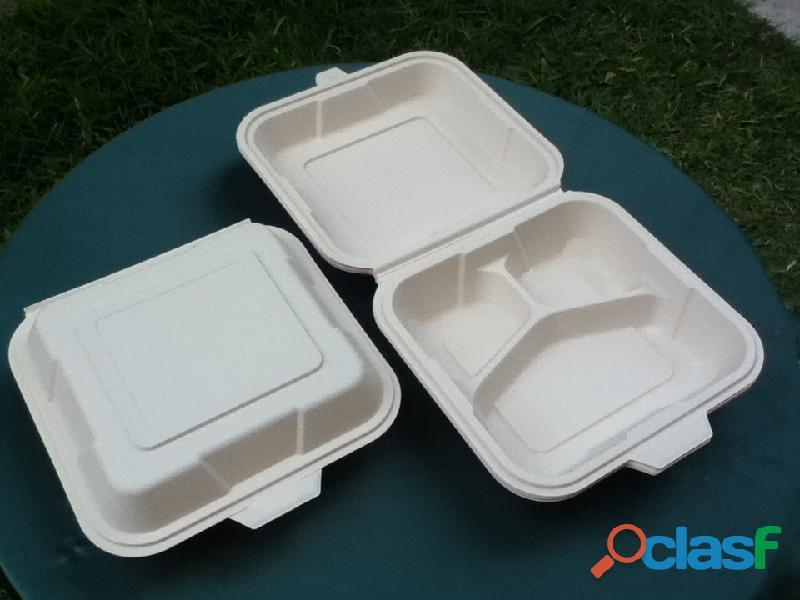 CUBIERTOS biodegradables ECOLÓGICOS Lima Perú para alimentos con certificación FDA 3