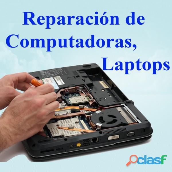 Servicio técnico computadoras   laptops