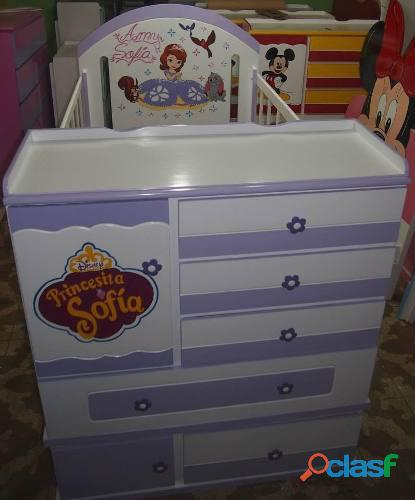 venta de cama cunas para niños y niñas 4