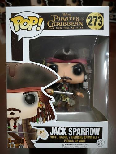 Funko pop! jack sparrow nro 273 original
