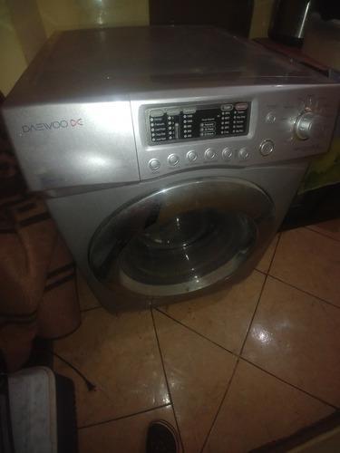 Lavadora secadora daewoo.