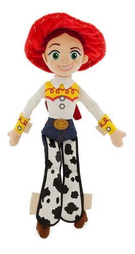 Toy story jessie 42 cm peluche marca disney