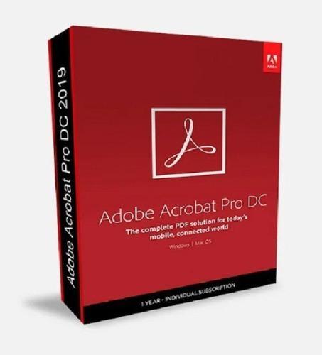 Adobe acrobat pro 2019 + tutorial
