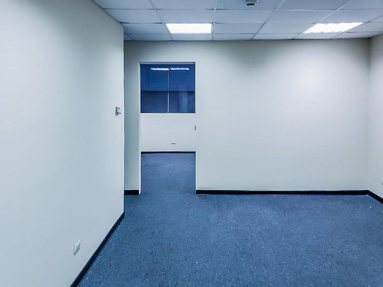 Alquiler oficina centro empresarial san isidro