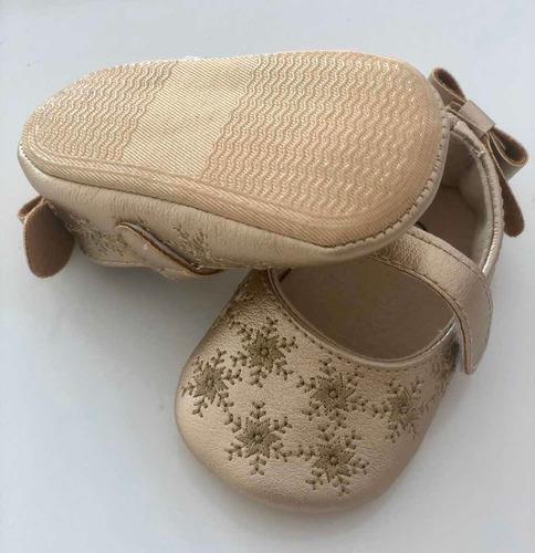 Zapatos antideslizantes bebé niña 06-12 meses - chupones