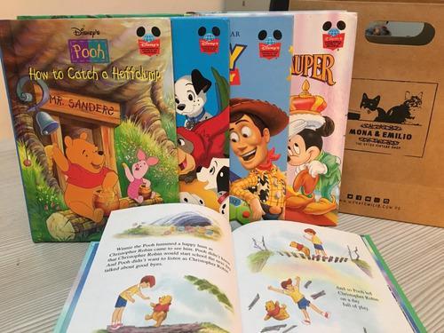 Cuentos en inglés disneys wonderful world of reading niños