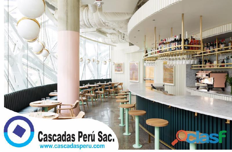 ideas de decoracion para restaurantes,diseños de restaurantes,decoracion resto bar,decoración,restau