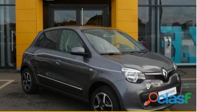Renault twingo año 2019 color exterior gris