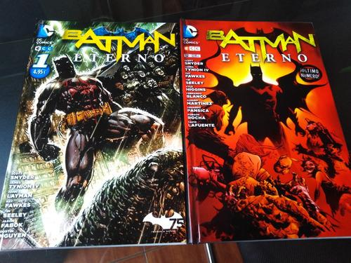 Batman eterno, 2 tomos