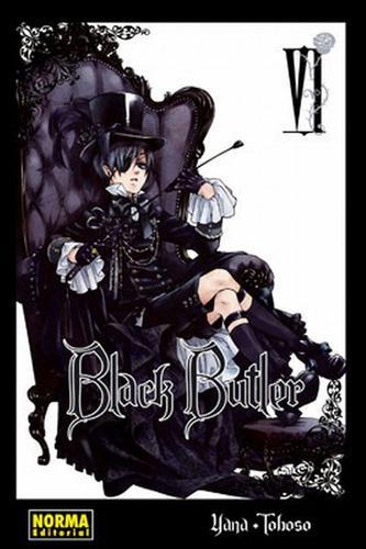 Black butler 06 (yana toboso)