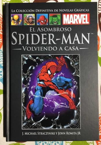 Comic Spider-man: Volviendo A Casa Tapa Dura Editorial Salva