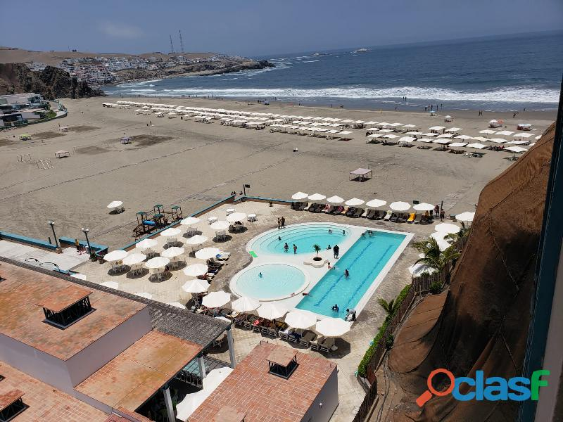 Vendo terrenos en condominio playa lomas del mar en cerro azul cañete