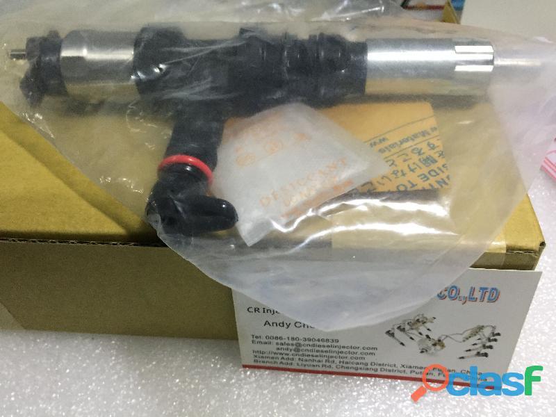 Common Rail Injectors 095000 6290/6245 11 3100 for Komatsu SAA6D170E 5A.
