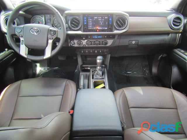 Toyota Tacoma Limited 2017 in Good Condition 1