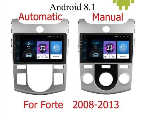 Autoradio Android De 9 Pulgadas Consola Kia Cerato 2009 2013