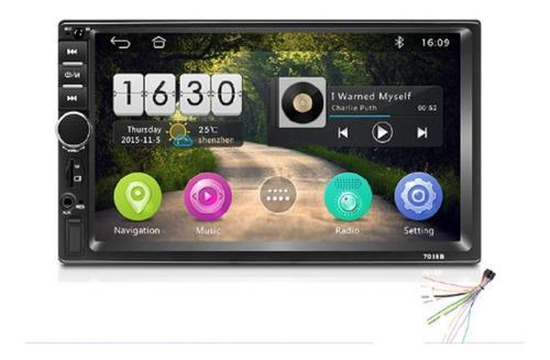 Radio Auto Android 2gb Ram 7 Pulgadas Gps Wifi Bt
