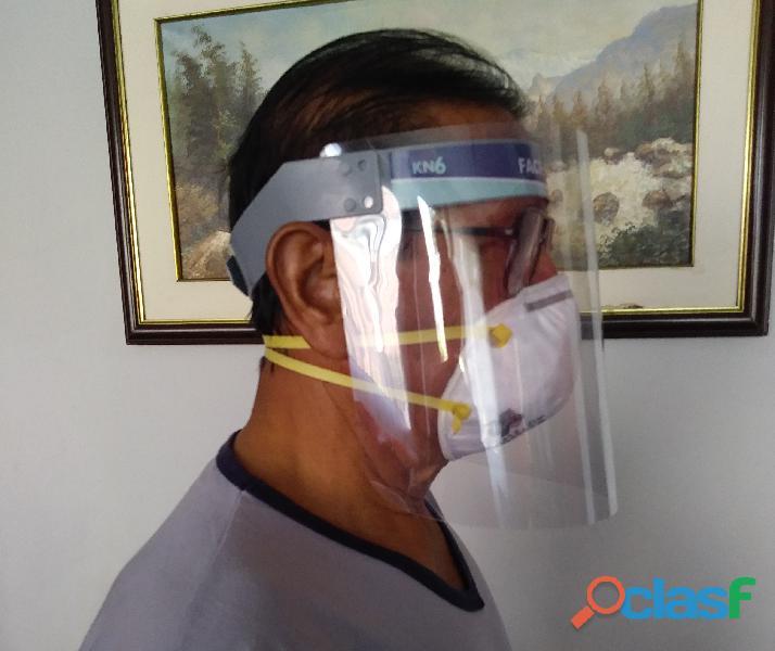 Se Vende Protectores Faciales KN6 1