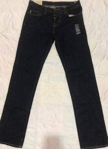 Abercrombie Skinny Jeans Para Hombre Talla 32x30 Camisa En Lima Clasf Moda Y Accesorios