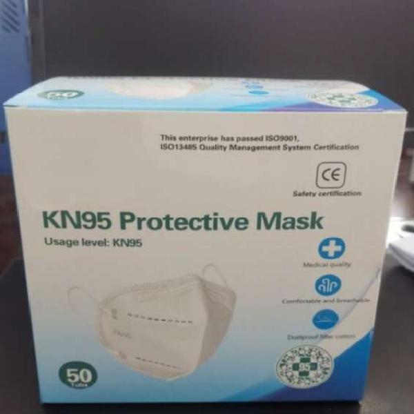Disponemos de 400.000 unidades de mascarillas kn95 y medicas