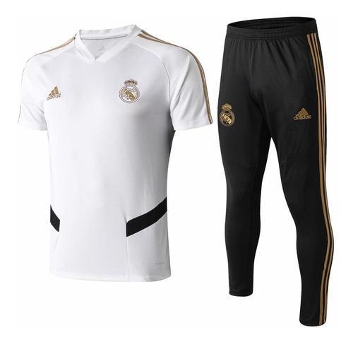 Real Madrid Oficial Polo + Buzo Original A Pedido